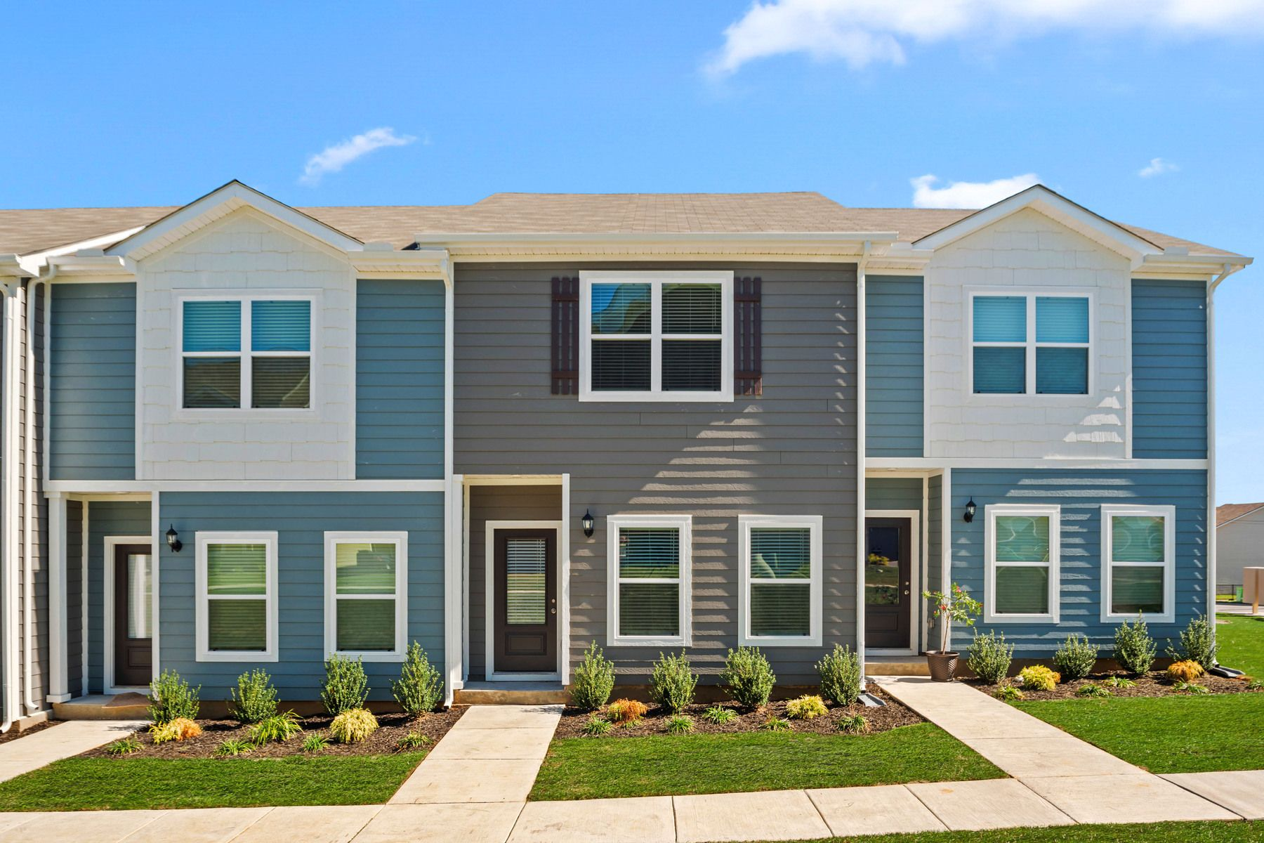 The Anderson by LGI Homes:The stunning Anderson plan at The Cottages of Lake Forest.