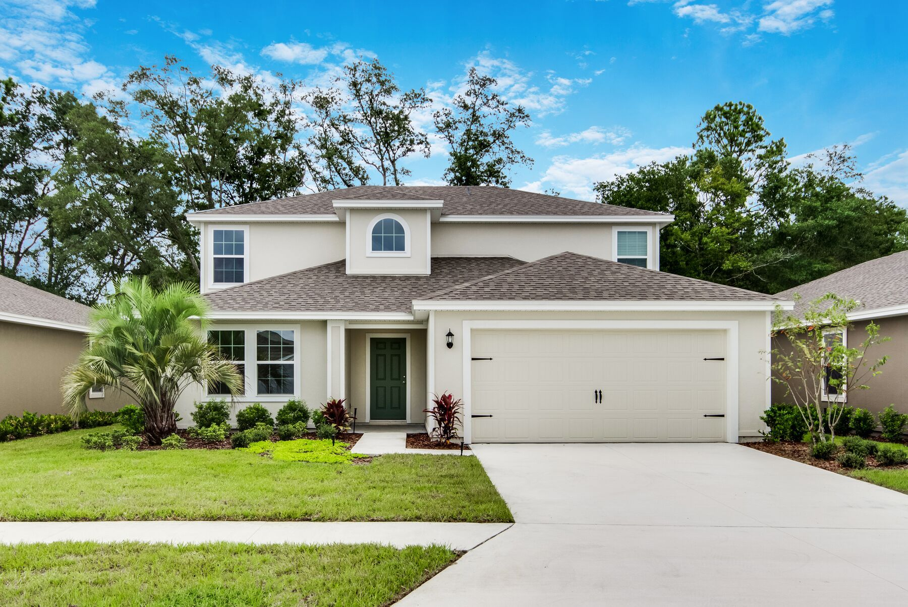 The Four Winds by LGI Homes:Spacious new home with plenty of entertainment space!