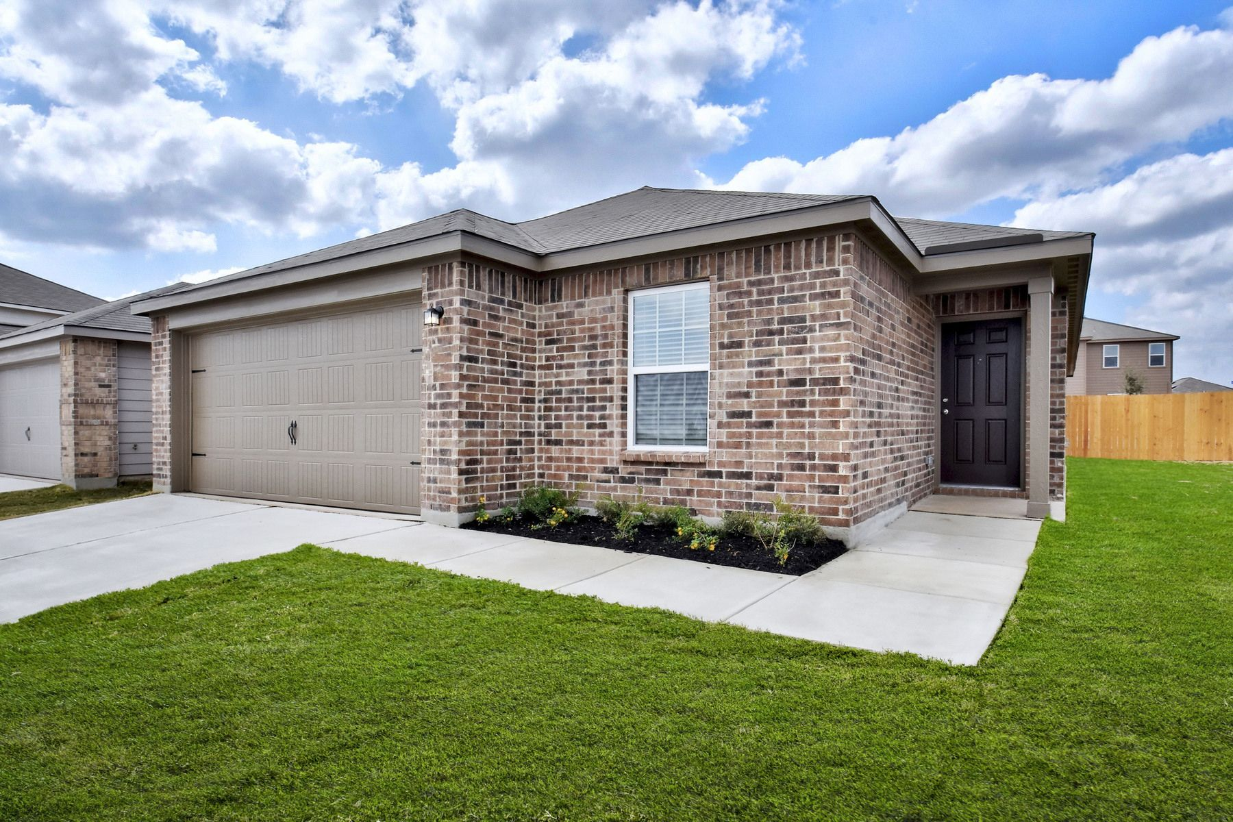 The Medina by LGI Homes:Move-in this single-story home quick!
