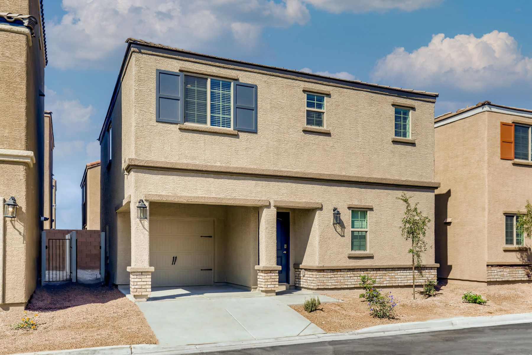 The Boulder by LGI Homes:Two-story home with incredible curb appeal!