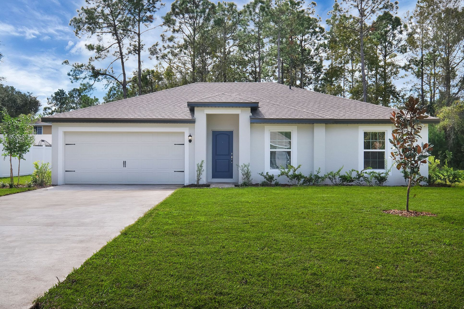 The Vero by LGI Homes:Spacious new home with incredible curb appeal