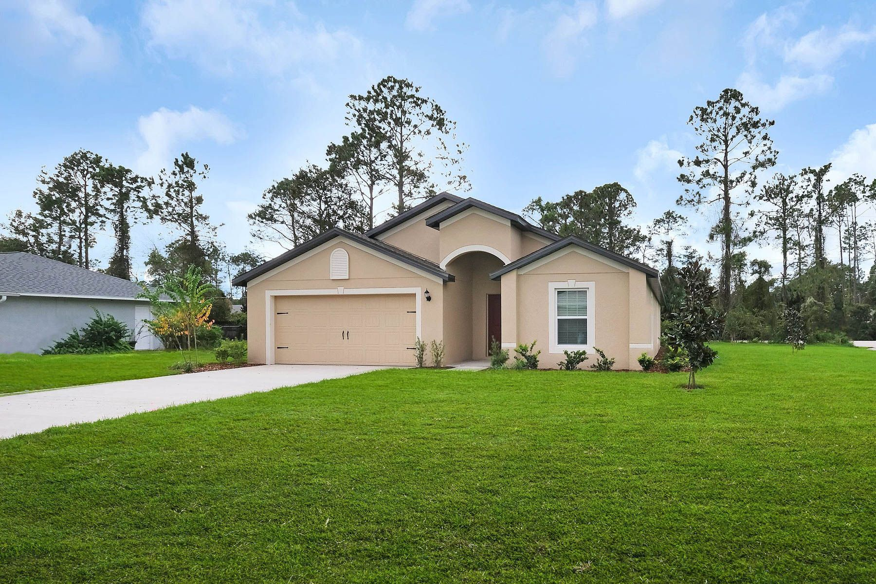 The Estero by LGI Homes:Gorgeous one-story home