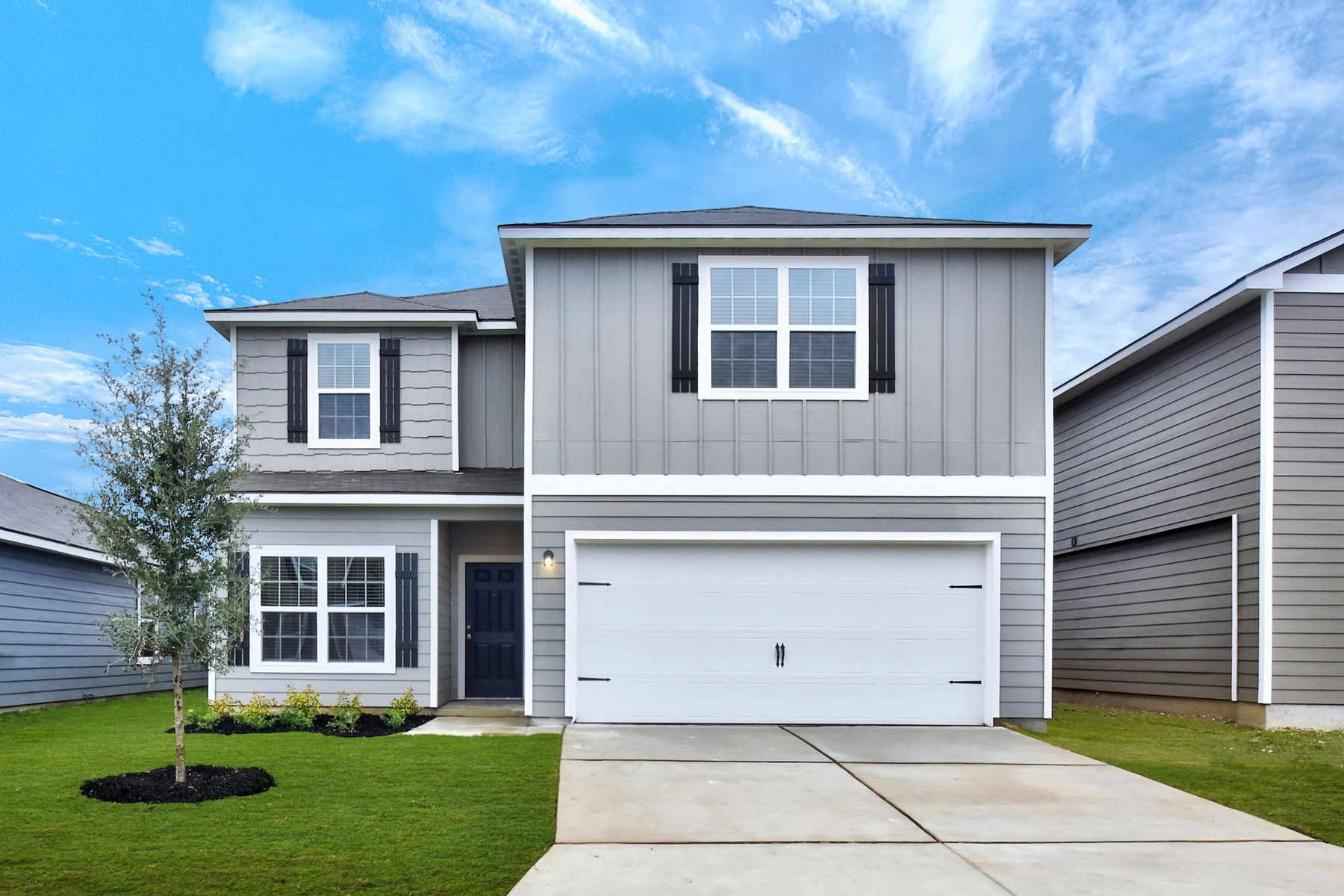 LGI Homes at Luckey Ranch:The Travis plan has the space you need and the upgrades you love at a price you can afford!