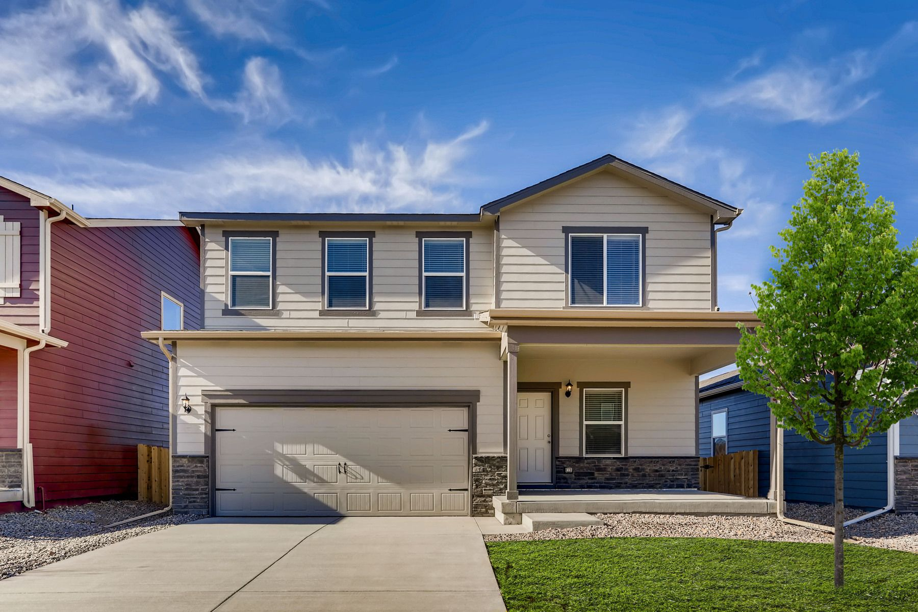 Lovely 2-story home:The Yale by LGI Homes