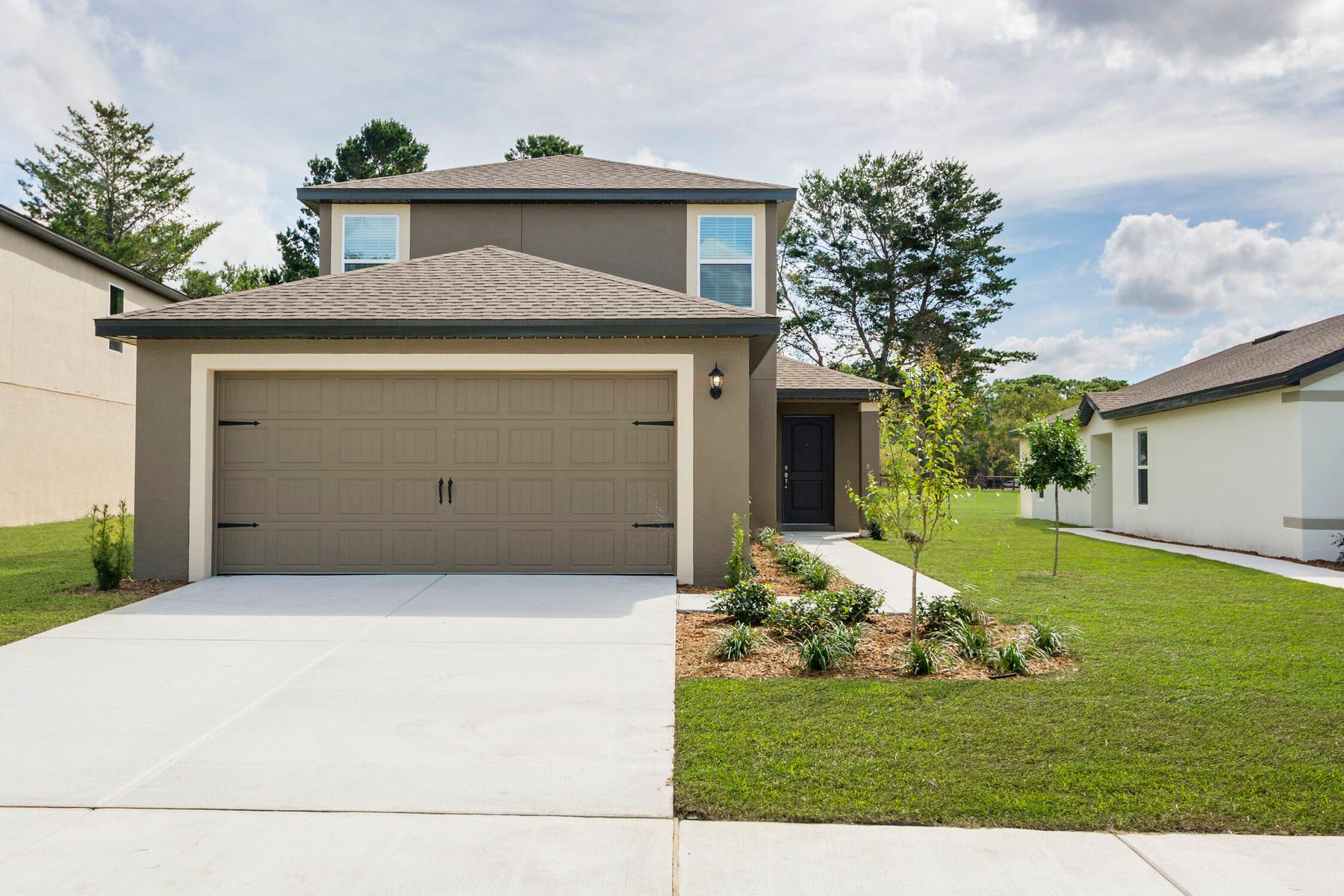 The Gasparilla by LGI Homes:The Gasparilla features multiple spacious bedrooms and an upstairs bonus loft
