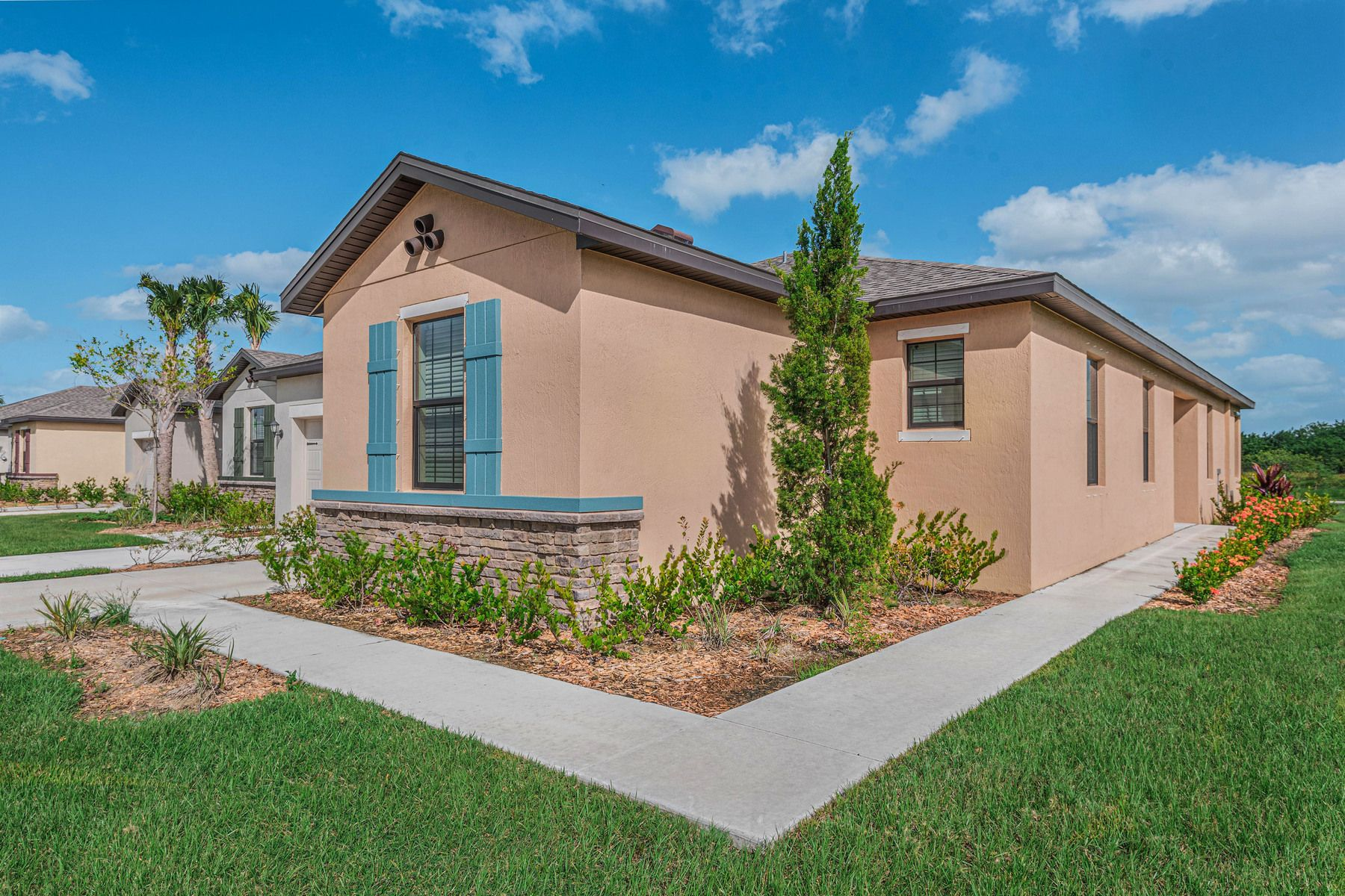 The Santa Maria at Celebration Pointe:Move-in ready home in an exceptional location