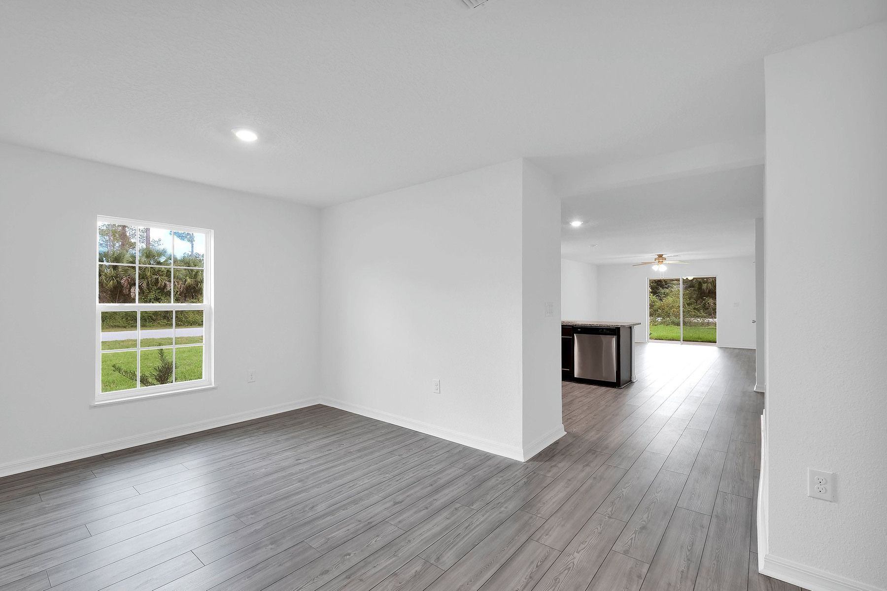 The Estero at Kensington View:Host in style with incredible entertainment space