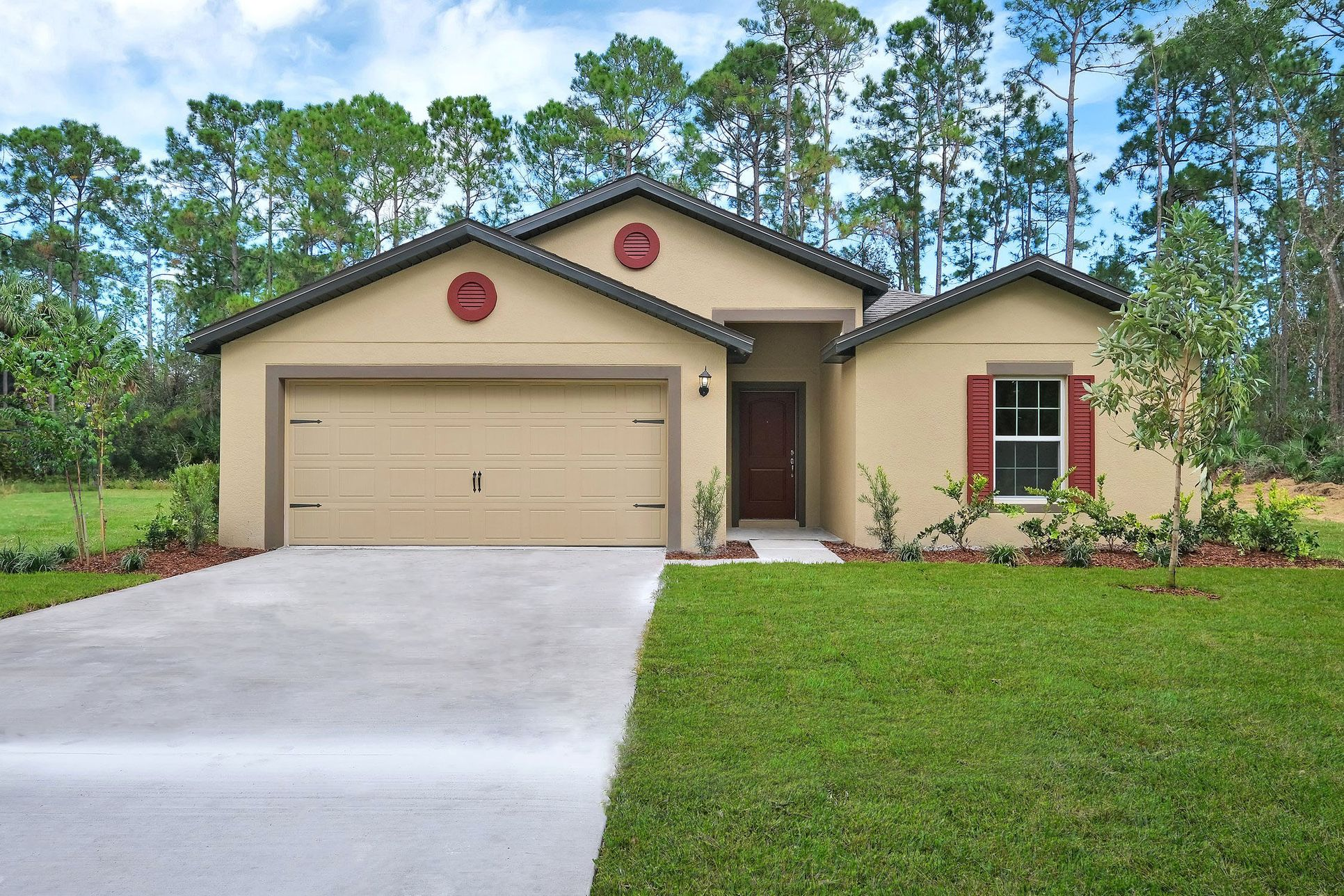 The Capri at Port St. Lucie:Move-in ready home in an exceptional location