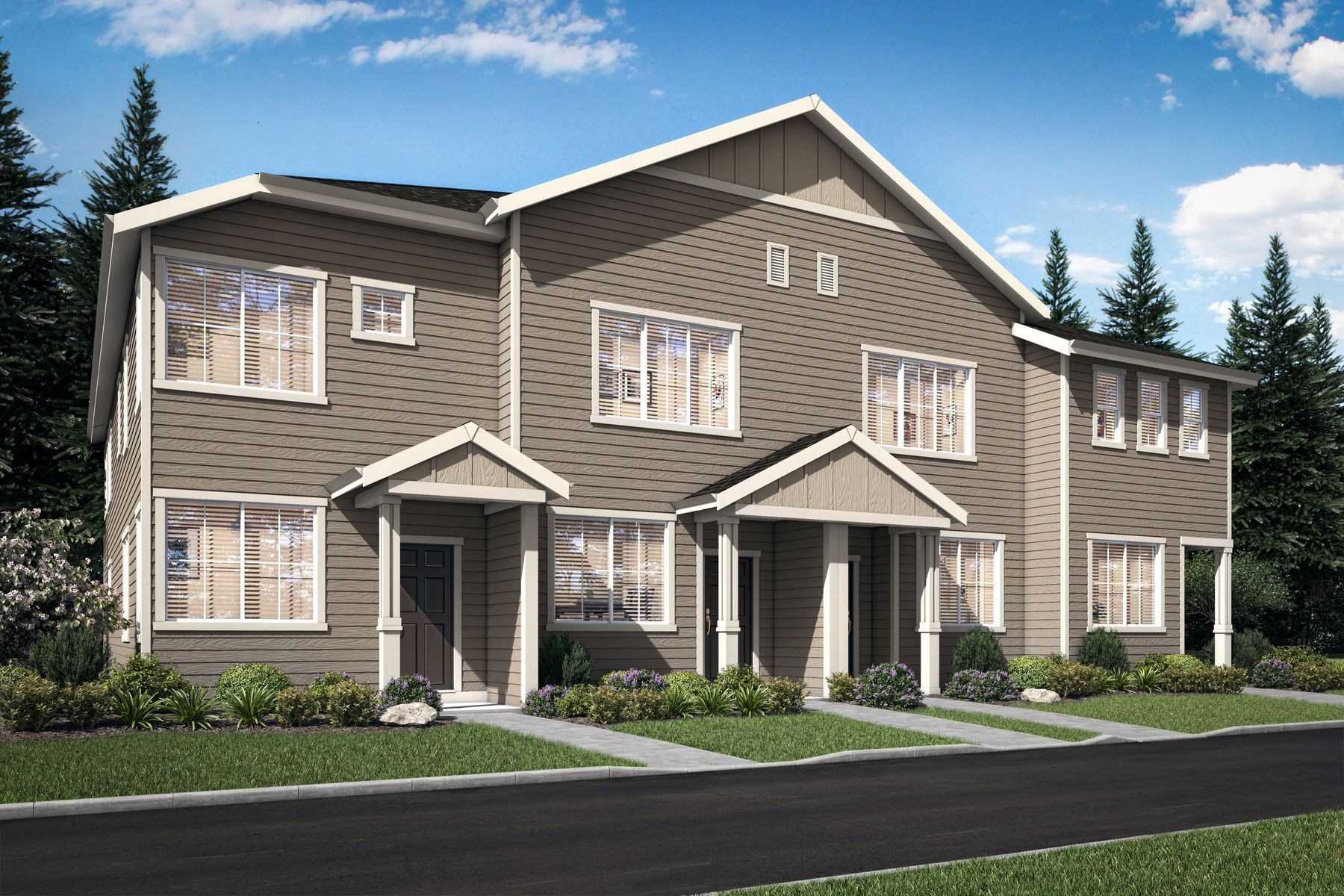 Harts Crossing Townhomes by LGI Homes:LGI Homes at Harts Crossing