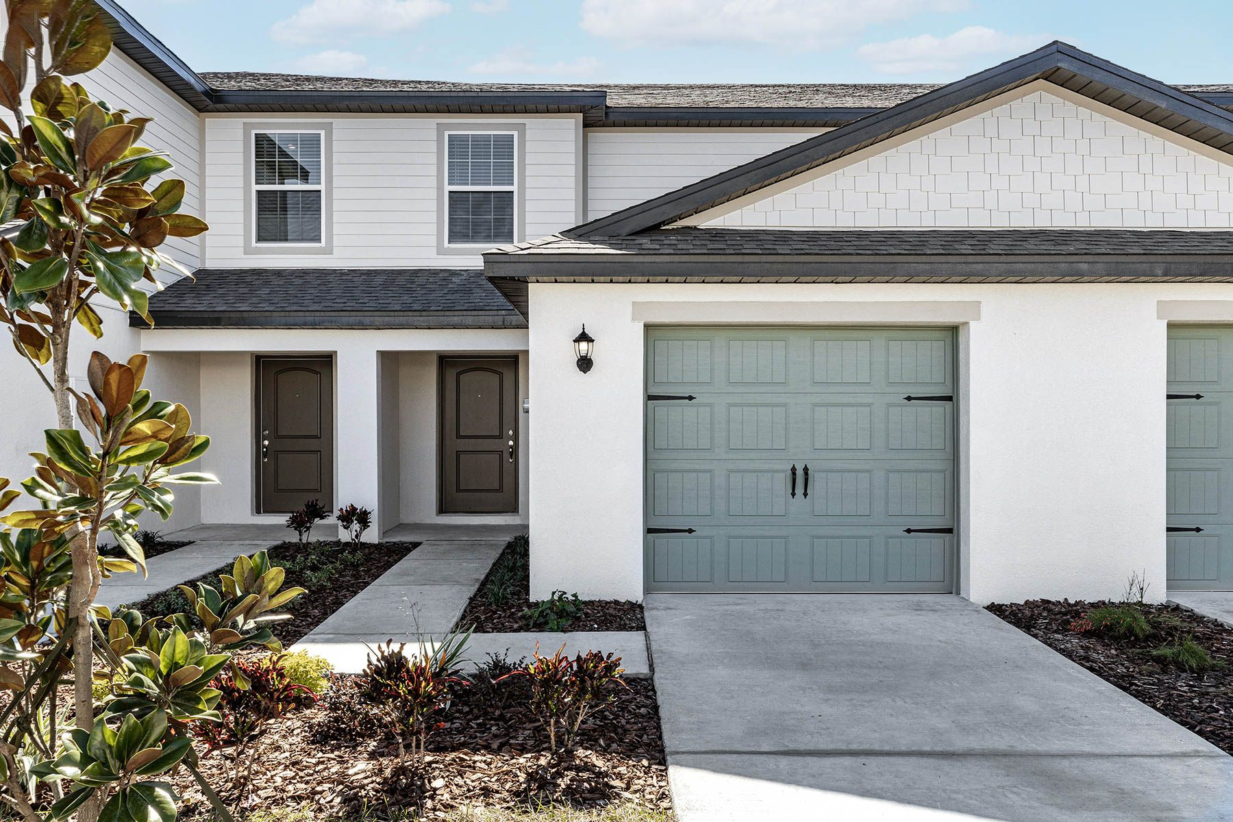 The Navarre at Madison Village:Move-in ready home in an exceptional location