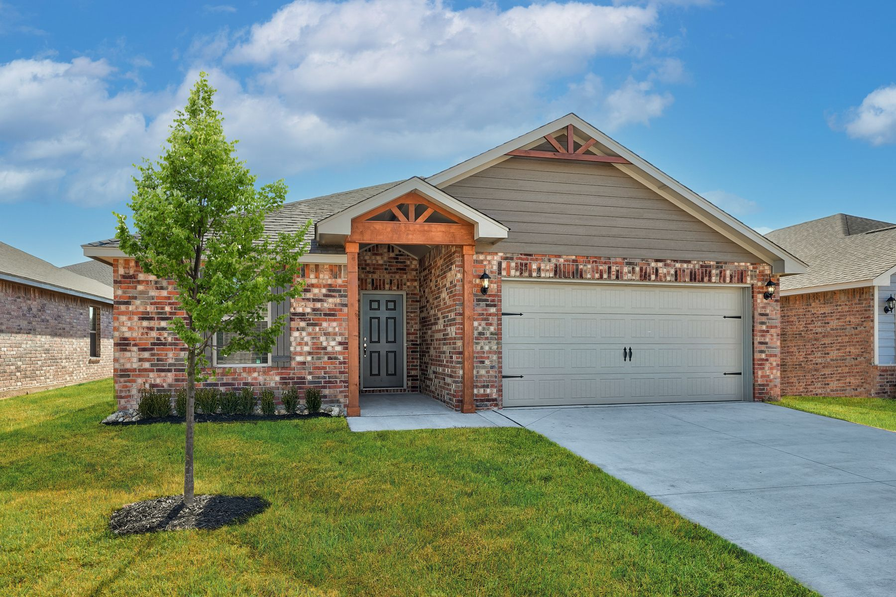 The Blanco by LGI Homes:Upgraded interiors and features are included with this home!