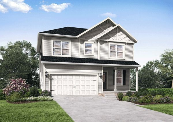 The Jordan by LGI Homes:LGI Homes at NewMarket