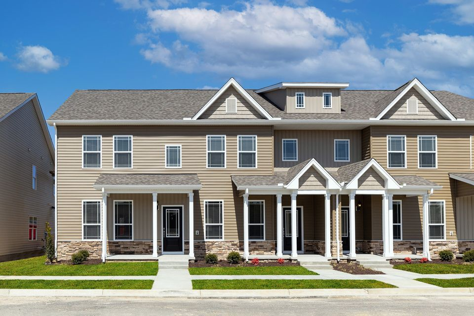The Hampton Townhome at Huntington Pointe:Huntington Pointe by LGI Homes