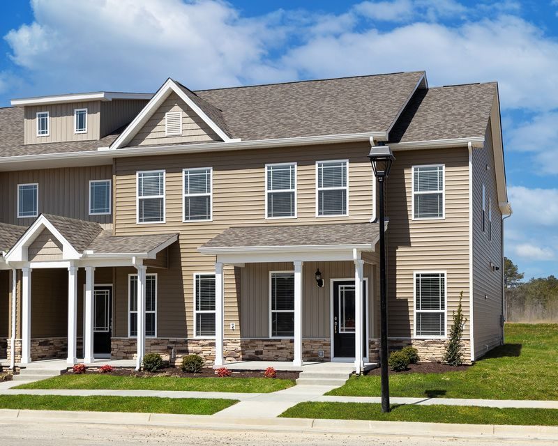 The York Townhome by LGI Homes:LGI Homes at Huntington Pointe