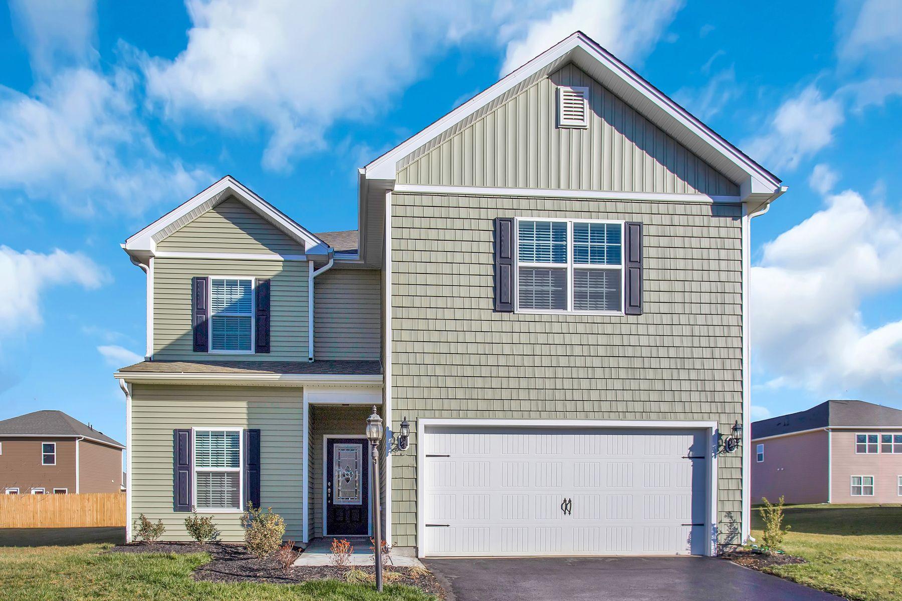The Potomac by LGI Homes:LGI Homes at Brookfield