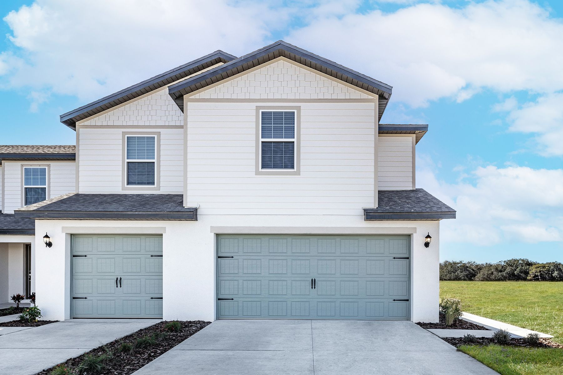 LGI Homes at Hamlets of Tavares:Get excited to transform this beautiful home into your very own