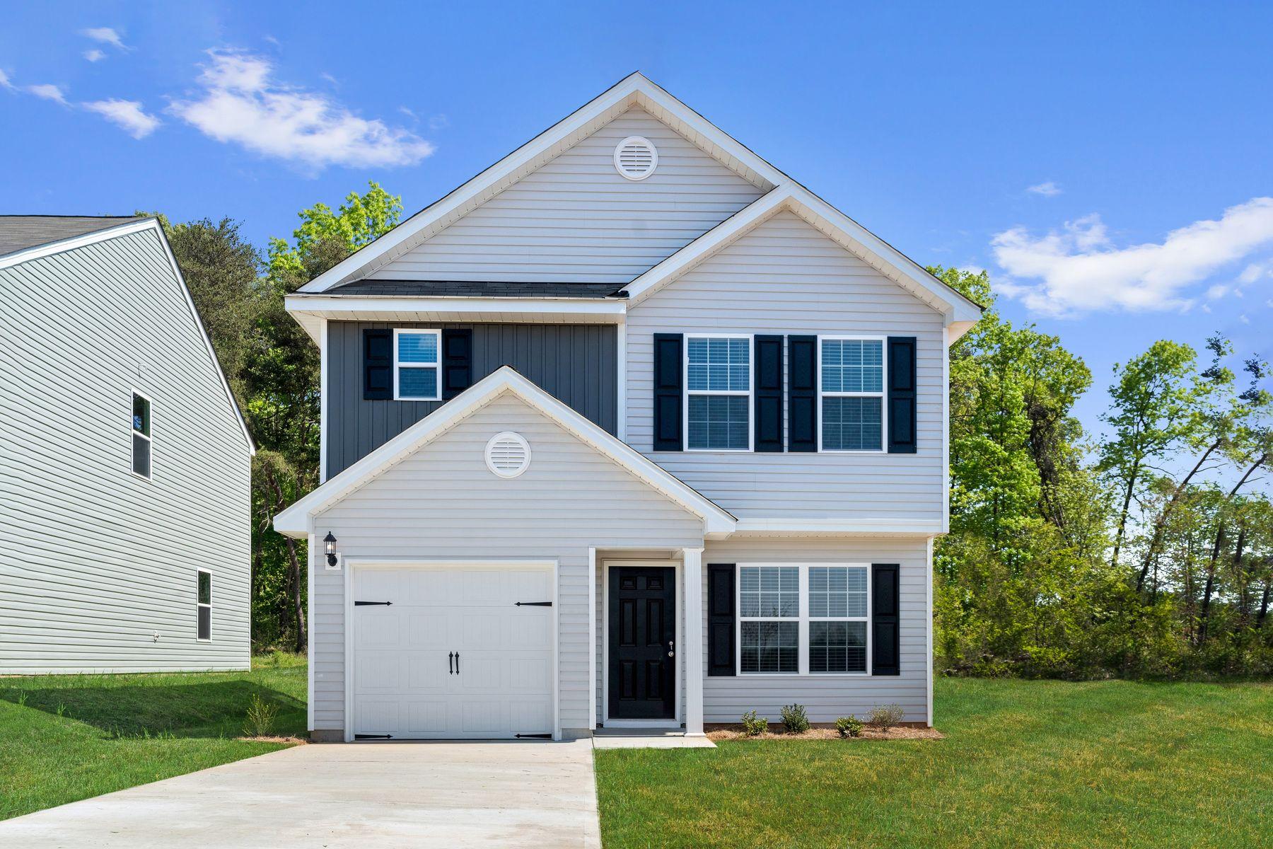 The Anson:LGI Homes - Glen Meadows