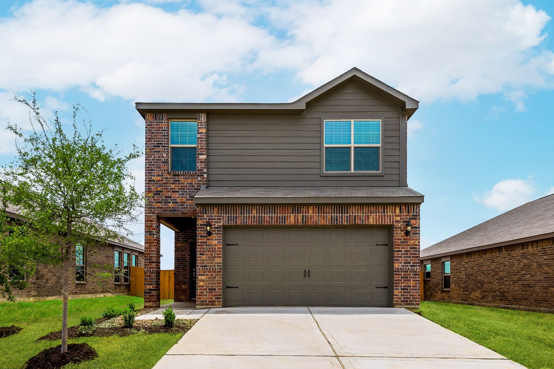 The Jaguar by LGI Homes:The Jaguar is now available in Ferris, Texas!