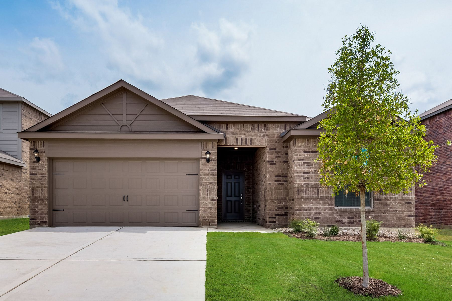The Reed by LGI Homes:The Reed is a beautiful single-story home!