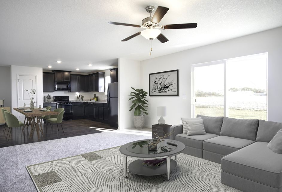 LGI Homes at Carlisle Village:Gorgeous interiors feature many designer upgrades in the sales price!