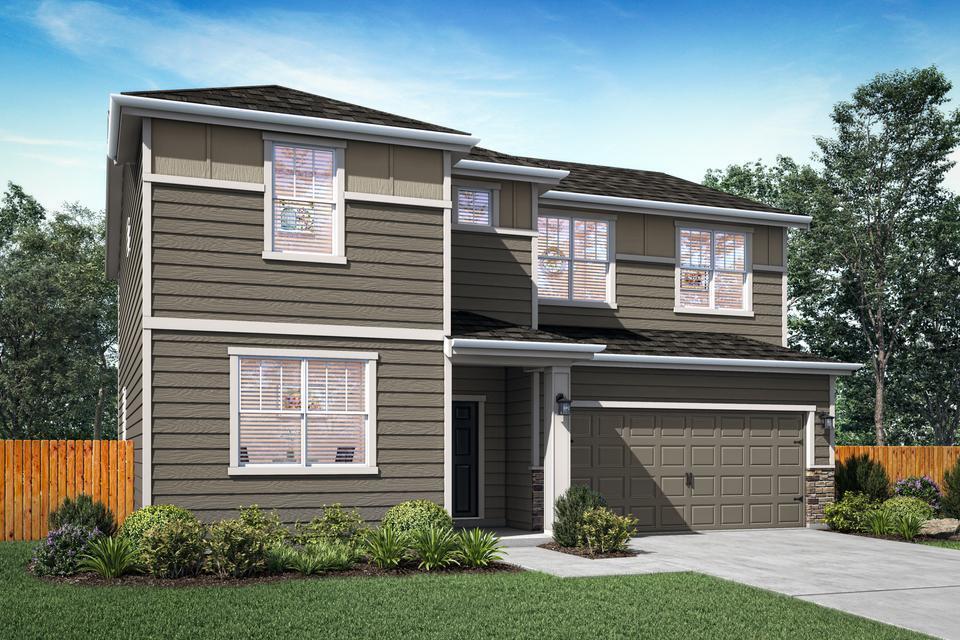 The Pearl B by LGI Homes at Cedar Hill Estates:The Pearl by LGI Homes