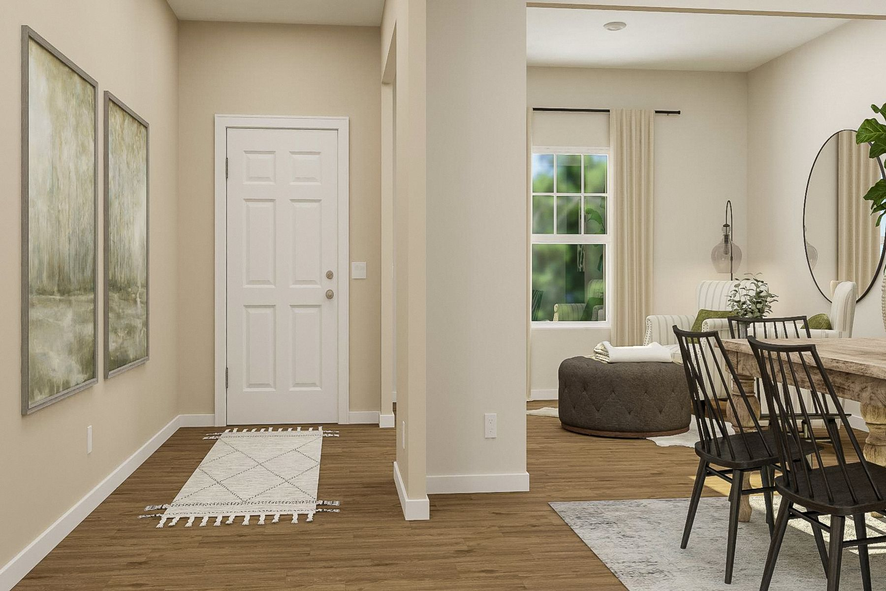 The Hartwell by LGI Homes:Call now to schedule a tour of this move-in ready home