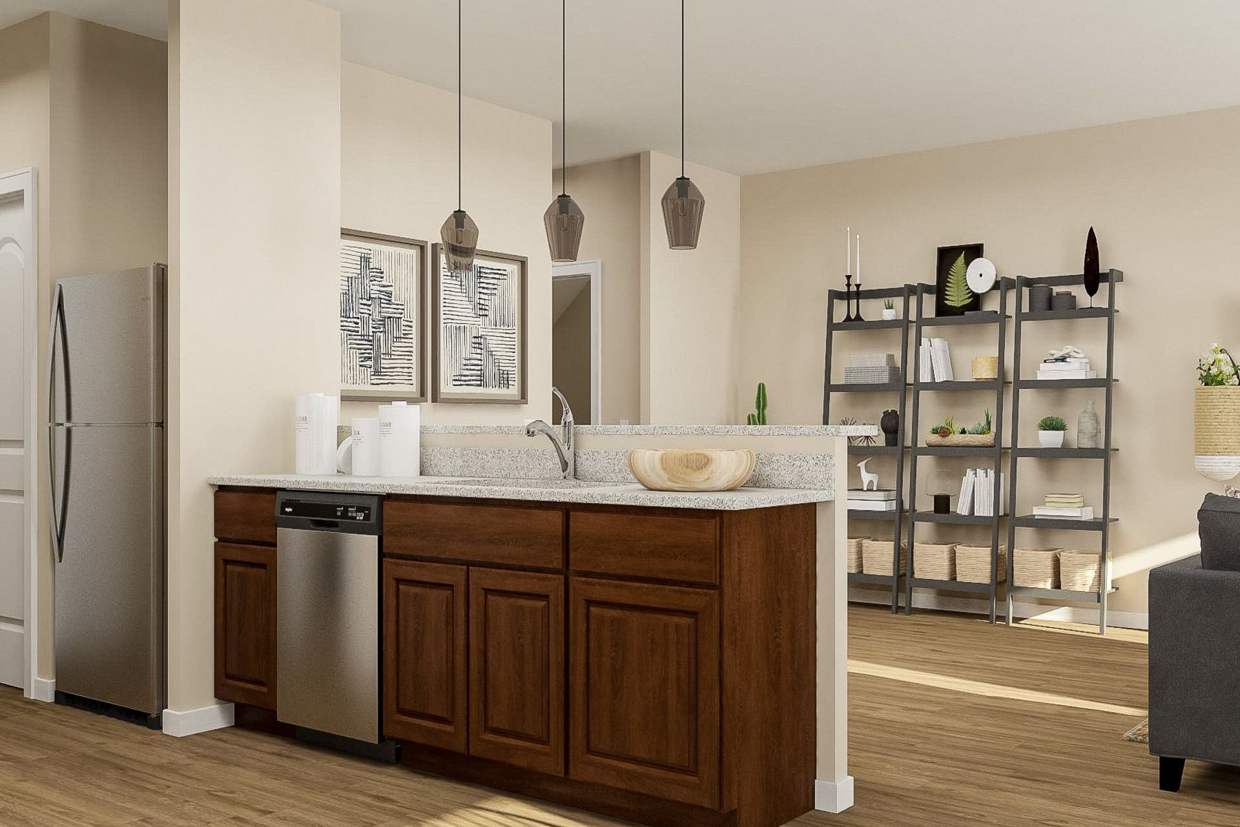 The Lincoln by LGI Homes:This beautiful dream home comes with energy-efficient appliances already included