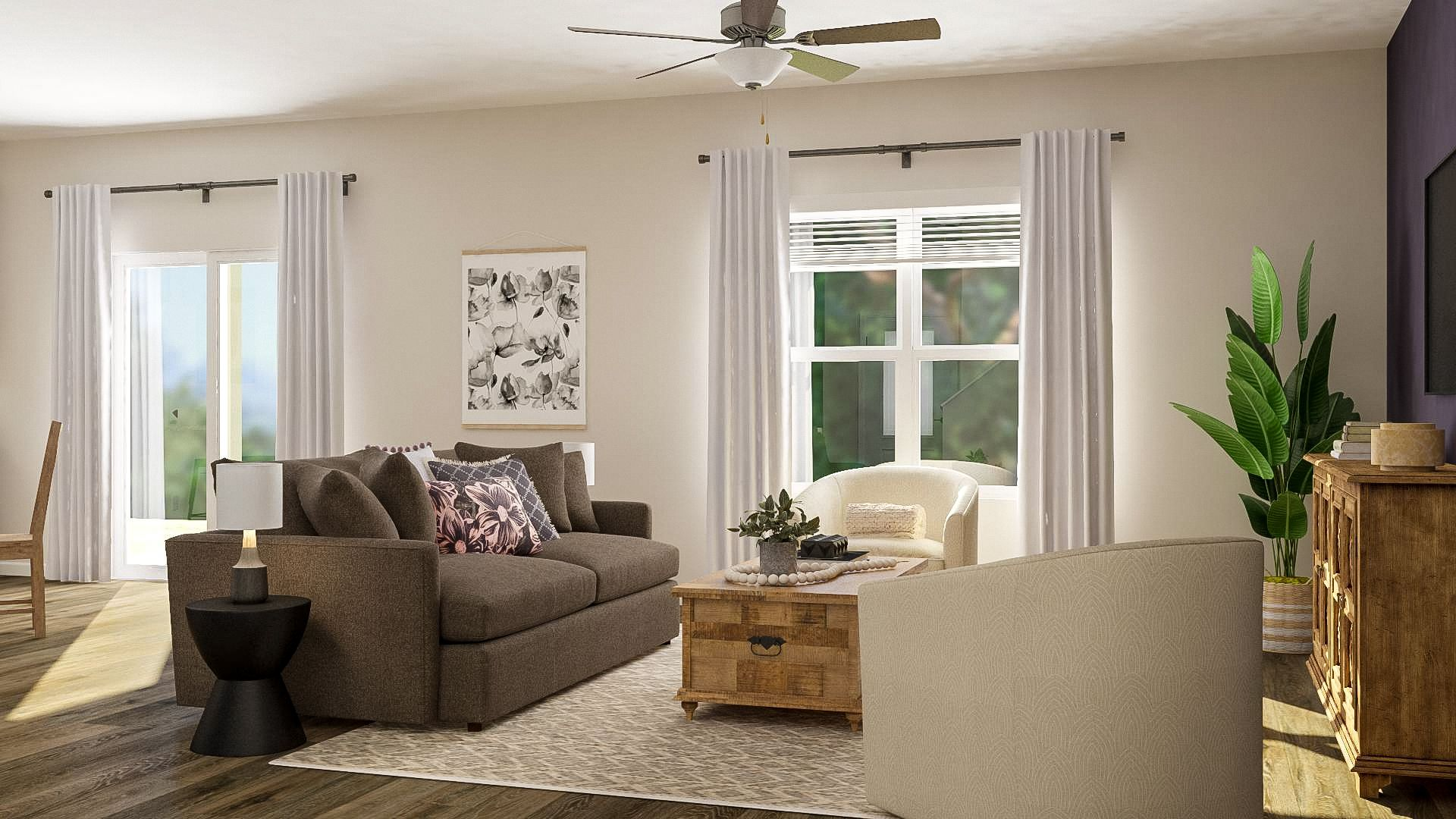 Family room - *These images may be representative and include after market items.:LGI Homes at Sorrento