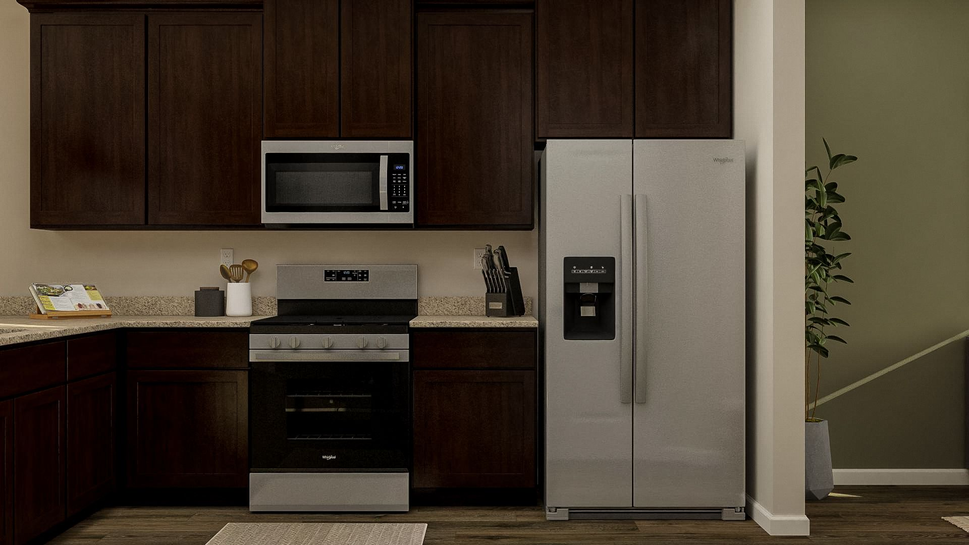Kitchen - *These images may be representative and include after market items.:LGI Homes at Sorrento