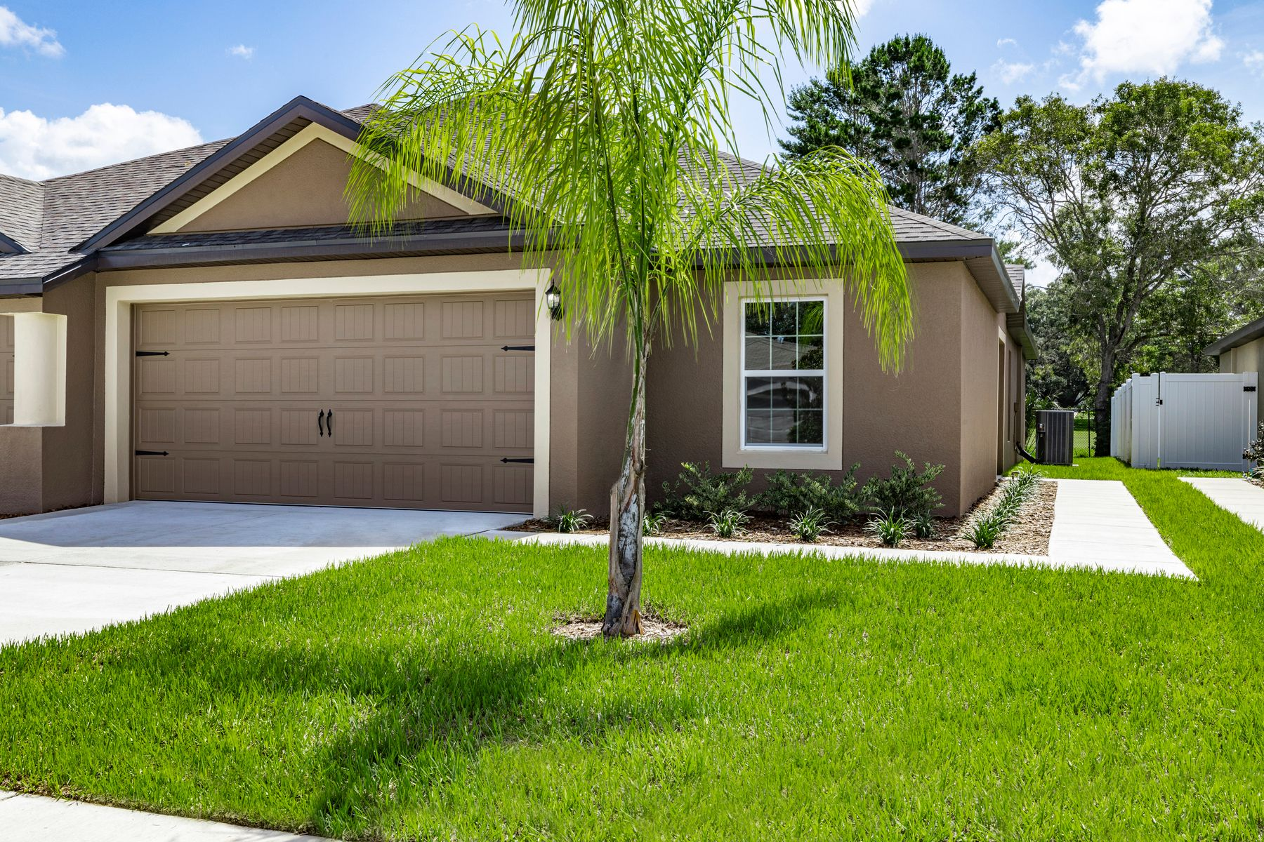 The Lido Key by LGI Homes:Brand-new home with incredible curb appeal