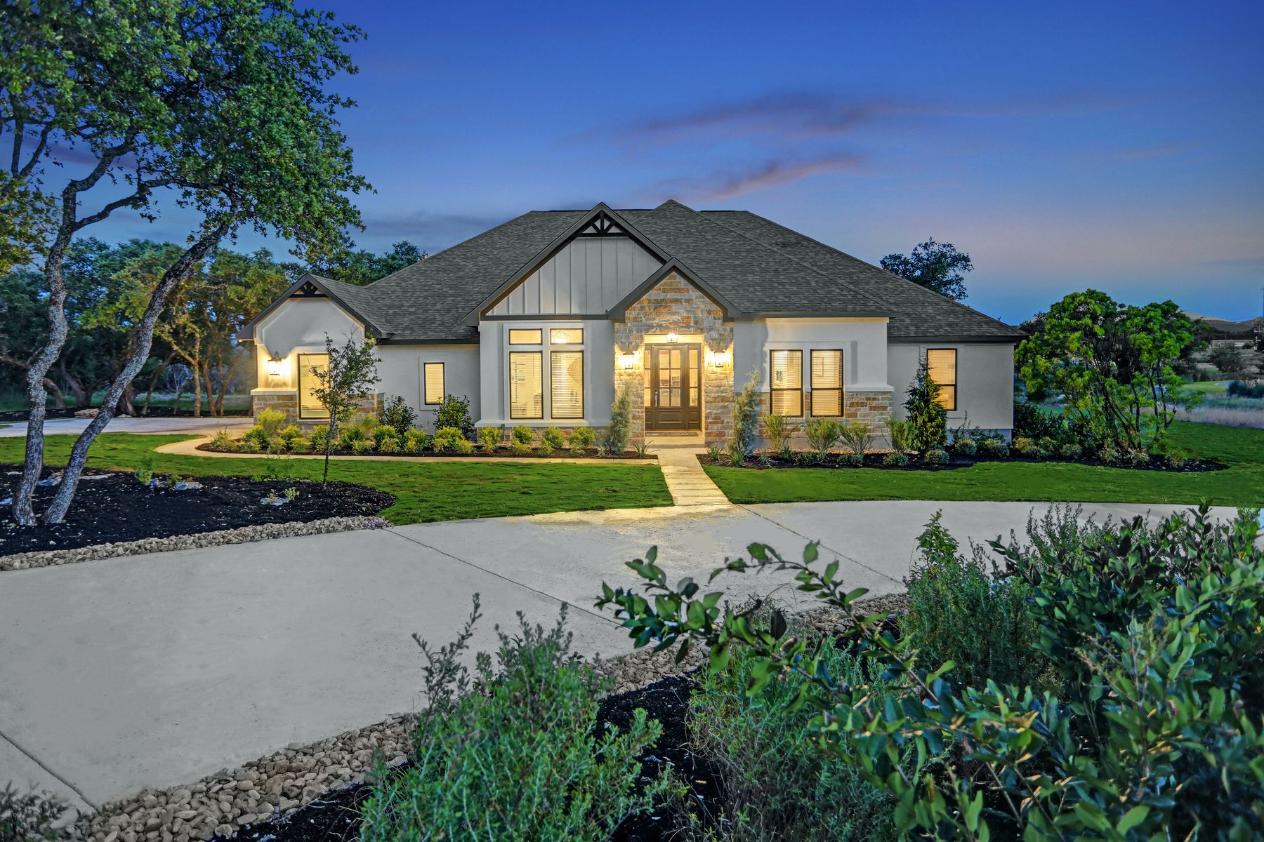 The Stratton by Terrata Homes:The Stratton has an exquisite exterior!