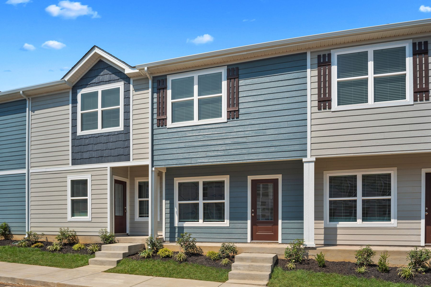 The Aspen by LGI Homes:Enjoy living in a premier community with stunning upgraded townhomes!