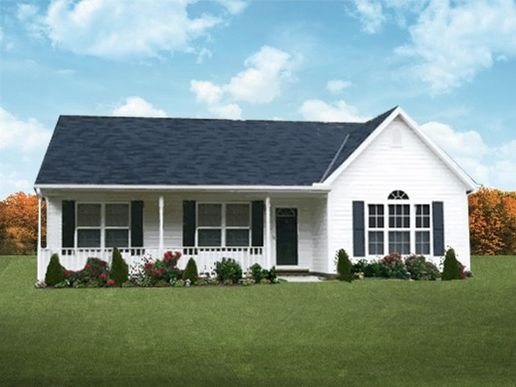 Sylvia-Built On Your Land:Colonial w/Country Porch