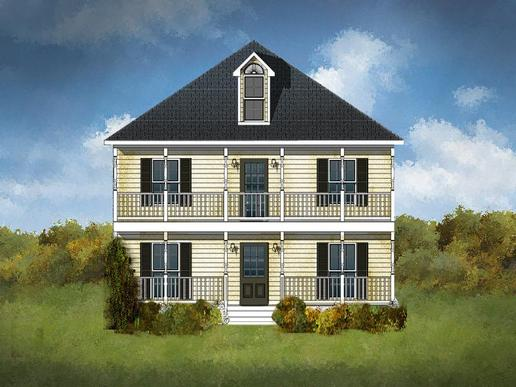 Hatteras-Built On Your Land