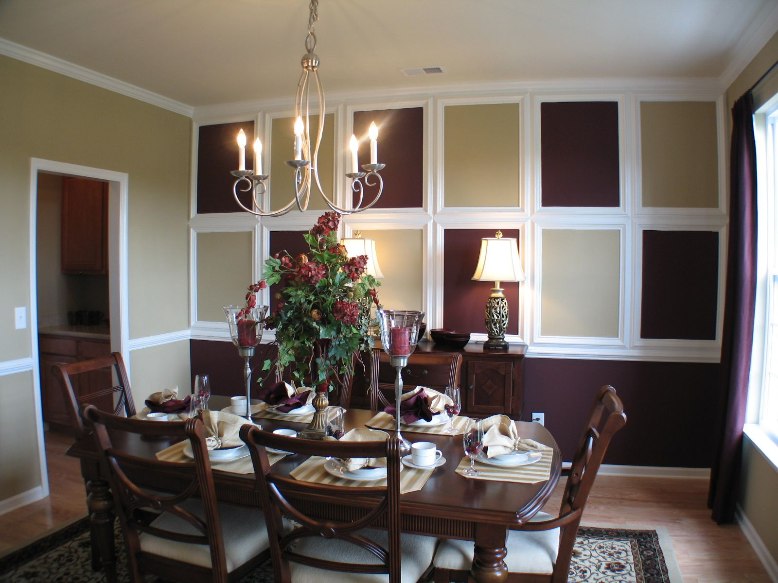 Dining room-Graystone-Built On Your Land