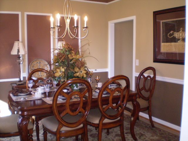 Dining Room-Collinwood-Built On Your Land