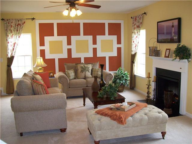 Family Room-Lockwood-Built On Your Land