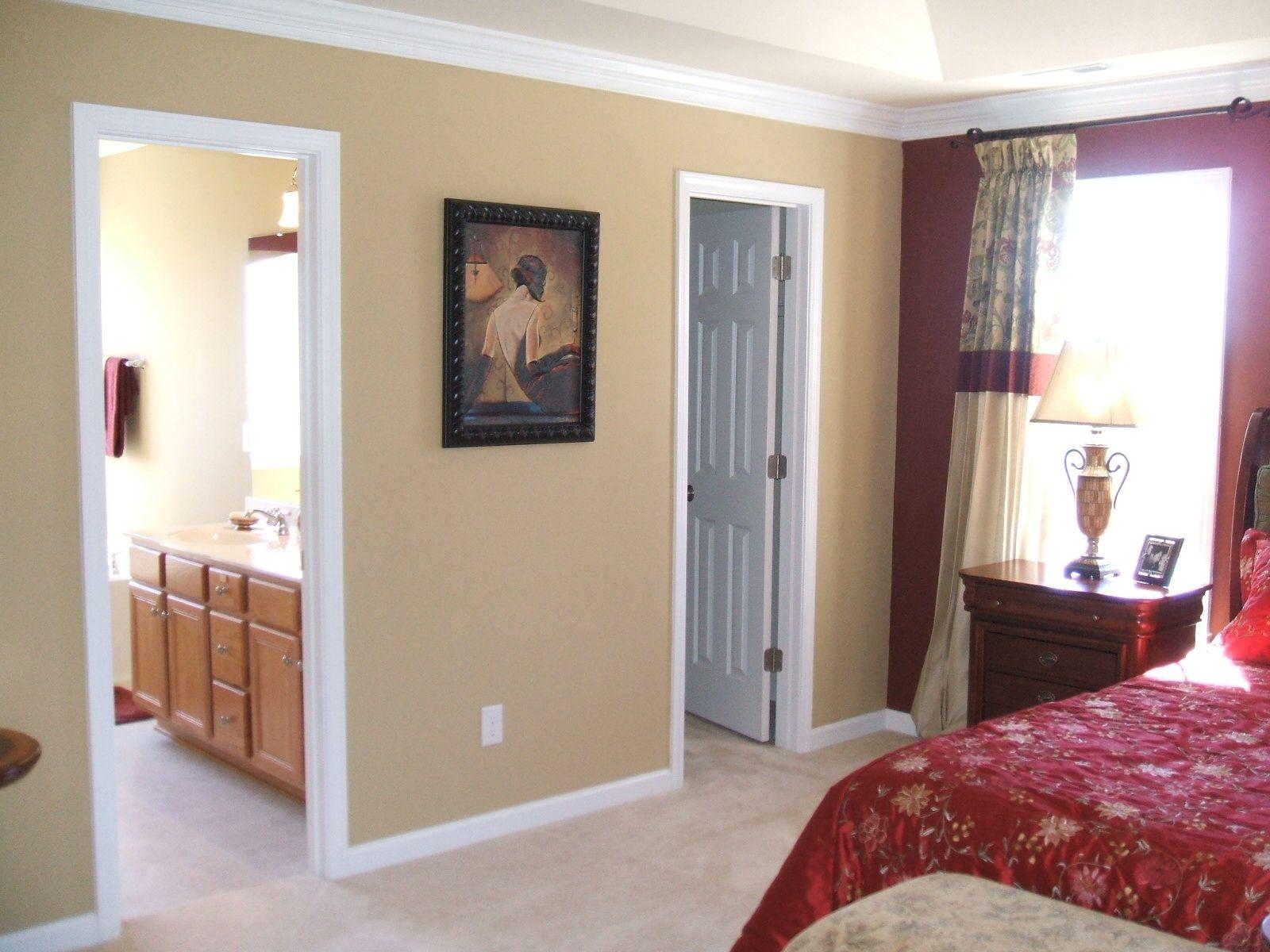 Master Bedroom-Lockwood-Built On Your Land