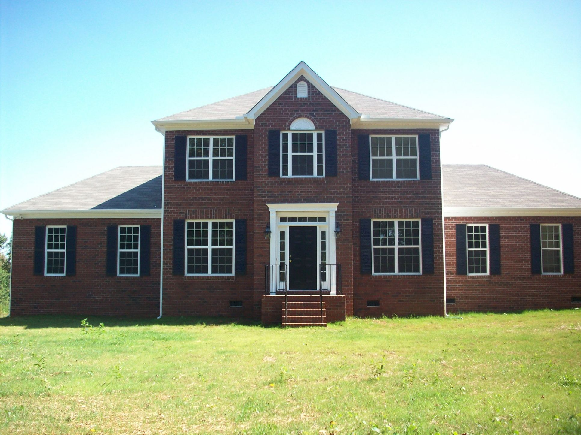 Exterior-Millwood-Built On Your Land