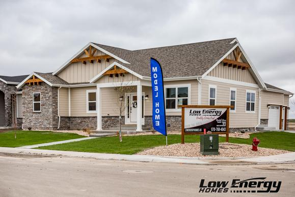 Model Home:Located on the corner of 11th Ave and Johnson ST