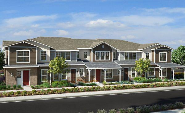 Building B / 5-Plex: Cottage