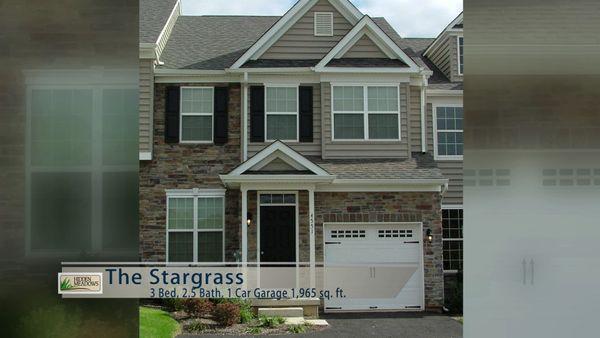 Hidden Meadows:Stargrass Interior Home