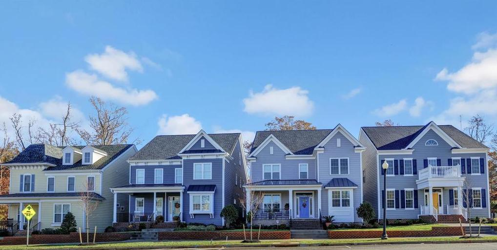 The Carriage Homes at Winterfield Park