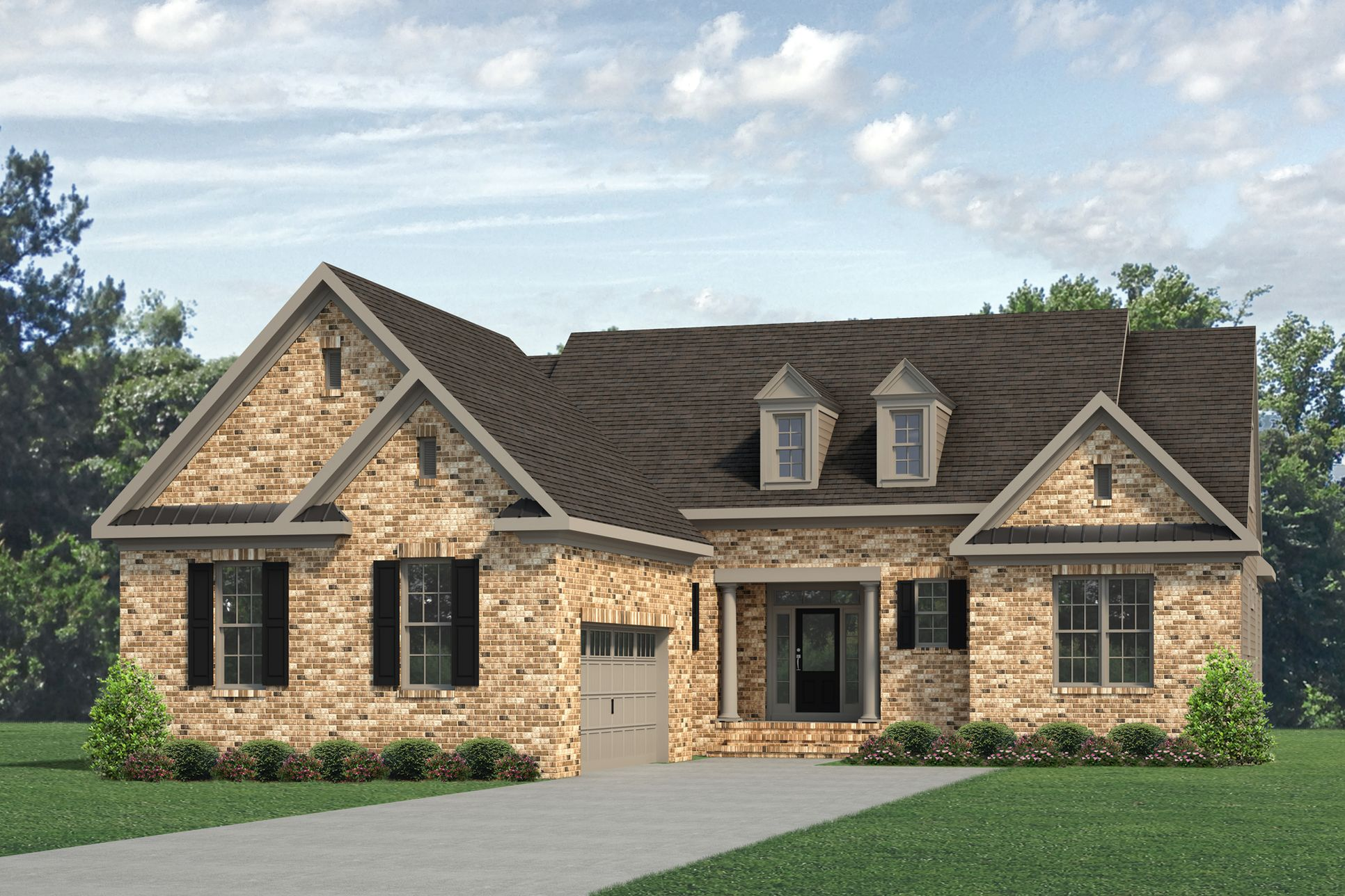 Bridgewater - 'B' Model Home