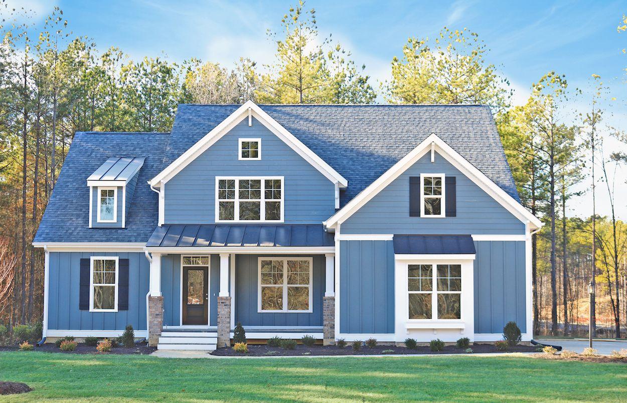 Glen Royal Model Home- The Augusta