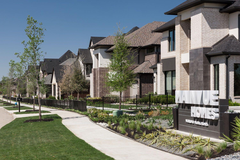 Mainvue World Of Model Homes