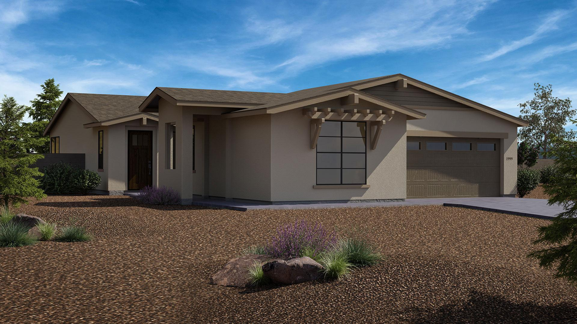 Star Gazer at Foothills: Traditional