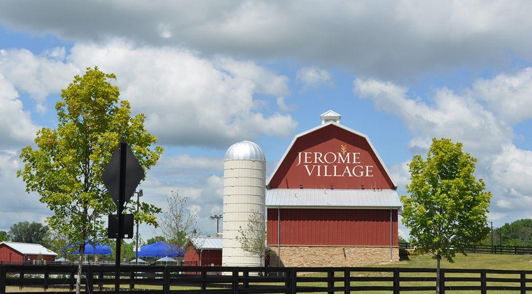 Jerome Village,43064