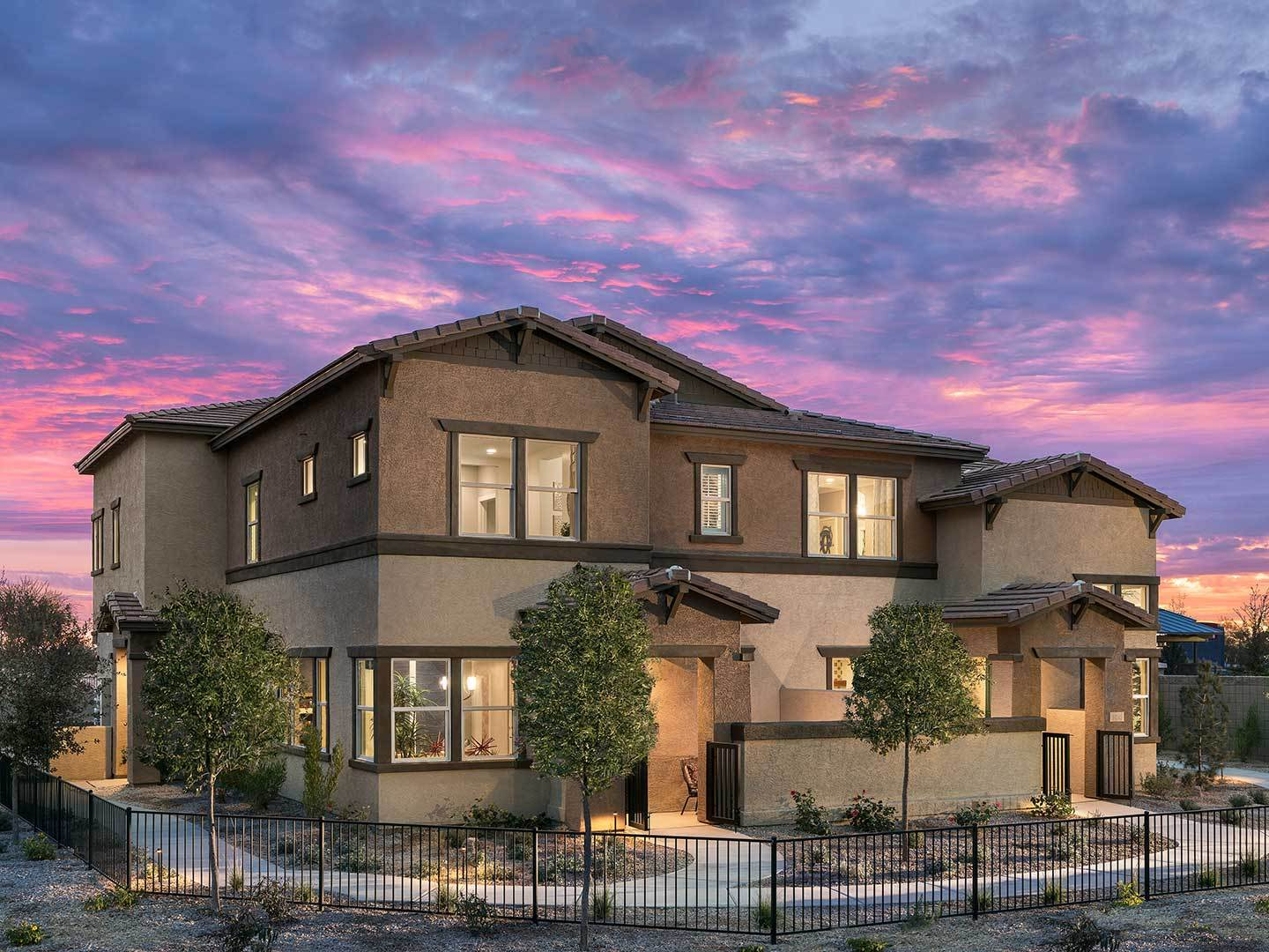 Exterior:Model Home Now Selling