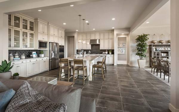 Homesteader Model | Kitchen